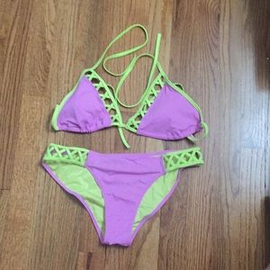 String bikini from Victoria Secret